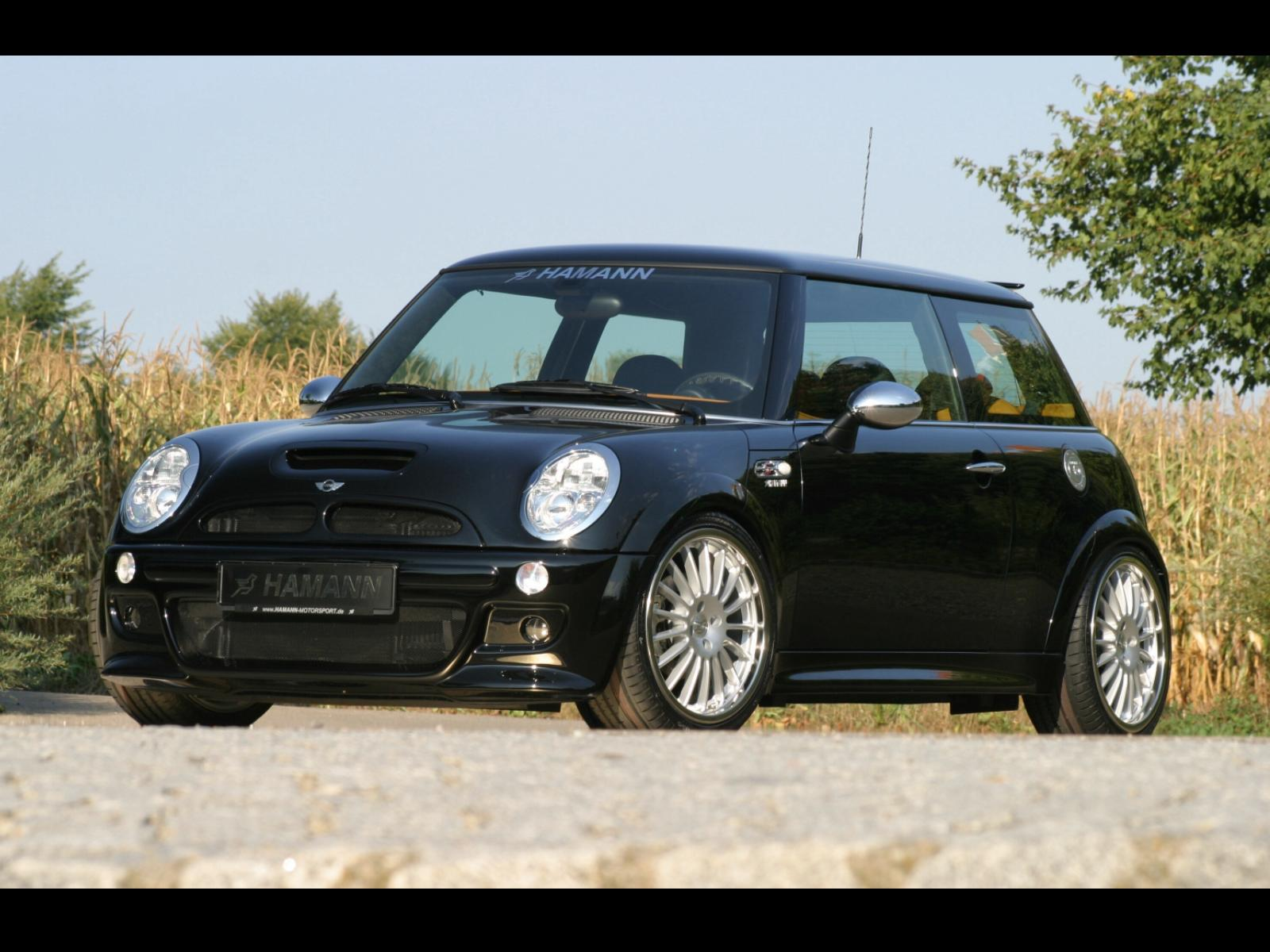 Mini Cooper S Hamann photo 17457