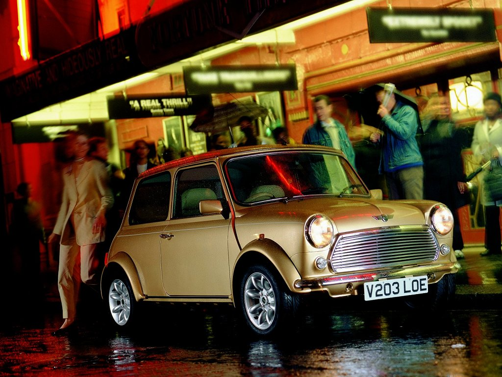 Mini Knightsbridge photo 1075