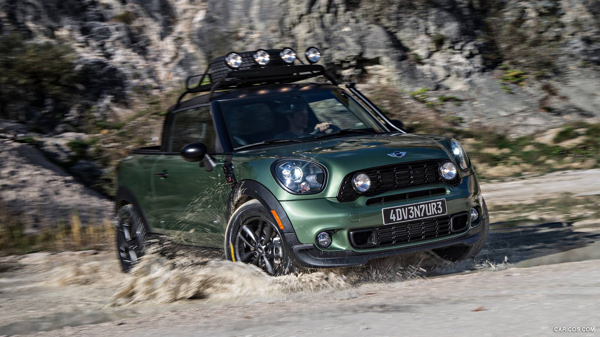 Mini Paceman Adventure photo 117507