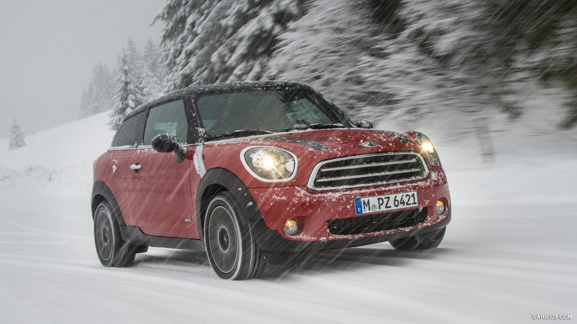 Mini Paceman ALL4 photo 109828