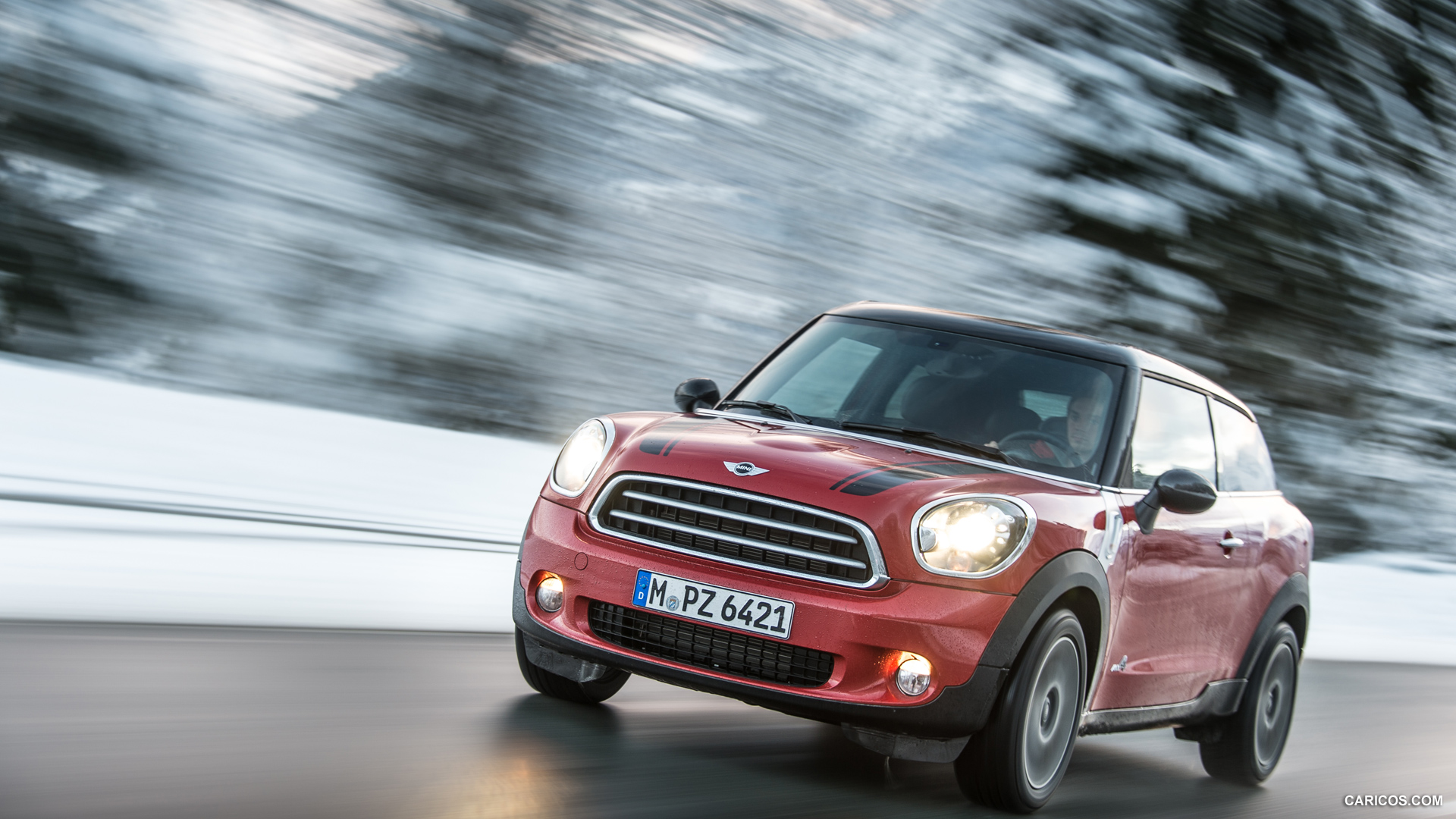 Mini Paceman ALL4 photo 109845
