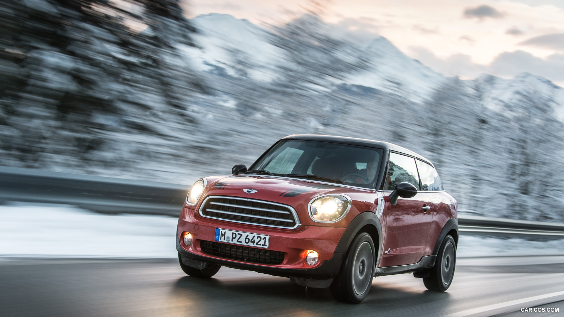 Mini Paceman ALL4 photo 109847