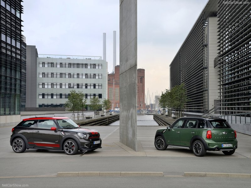 Mini Paceman John Cooper Works photo 124561