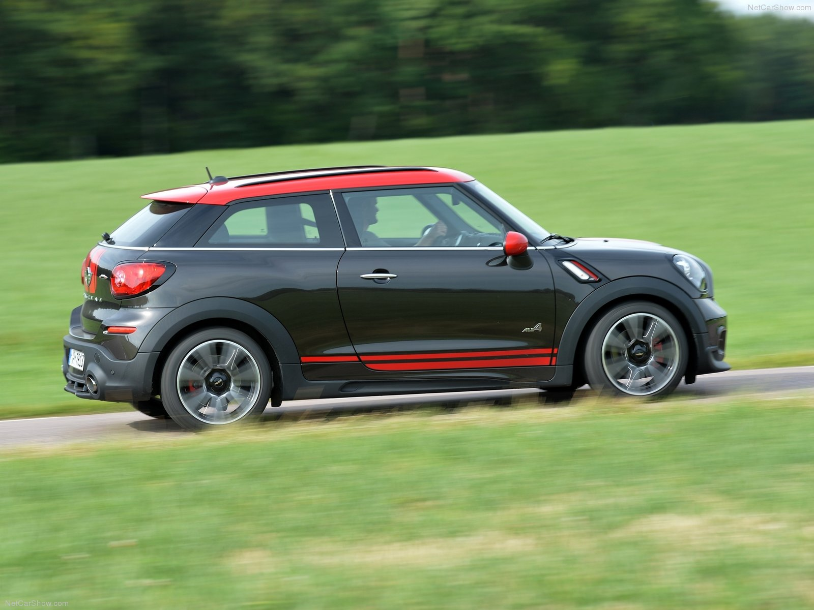 Mini Paceman John Cooper Works photo 124625
