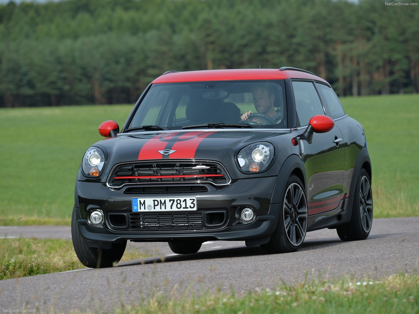 Mini Paceman John Cooper Works photo 124656