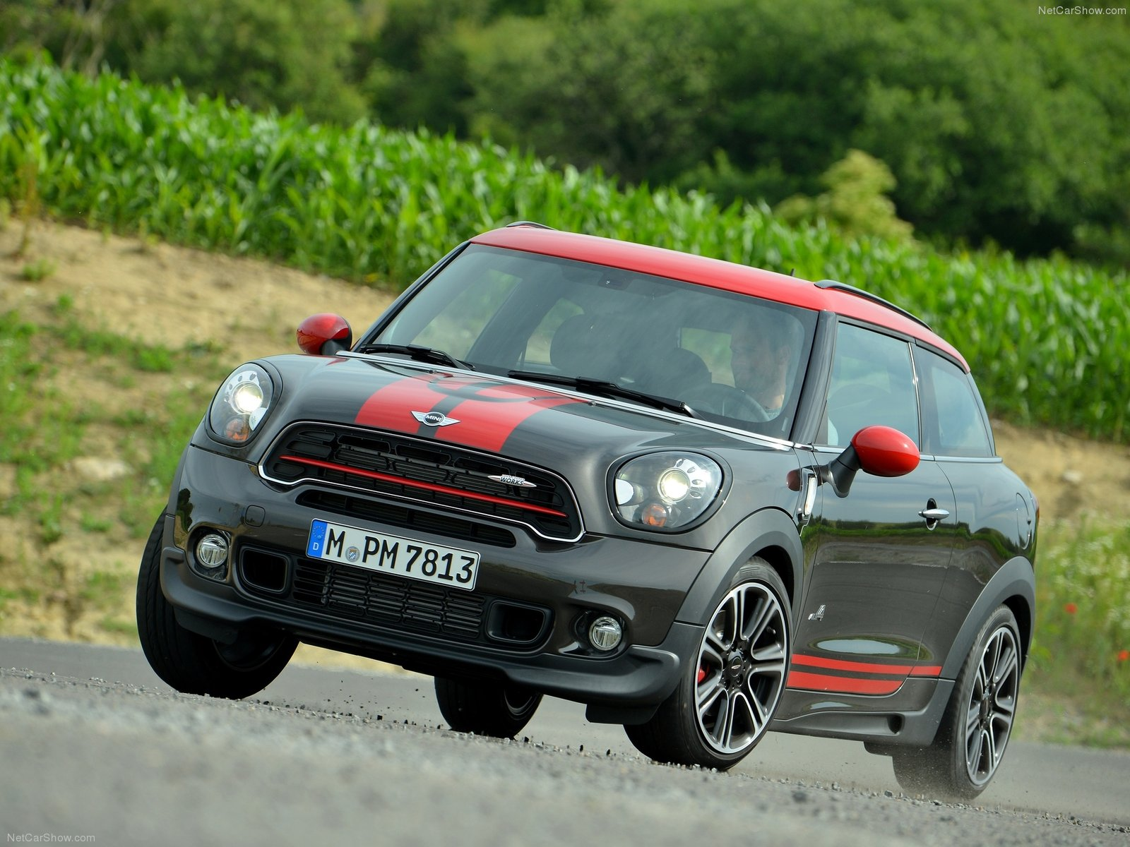 Mini Paceman John Cooper Works photo 124667
