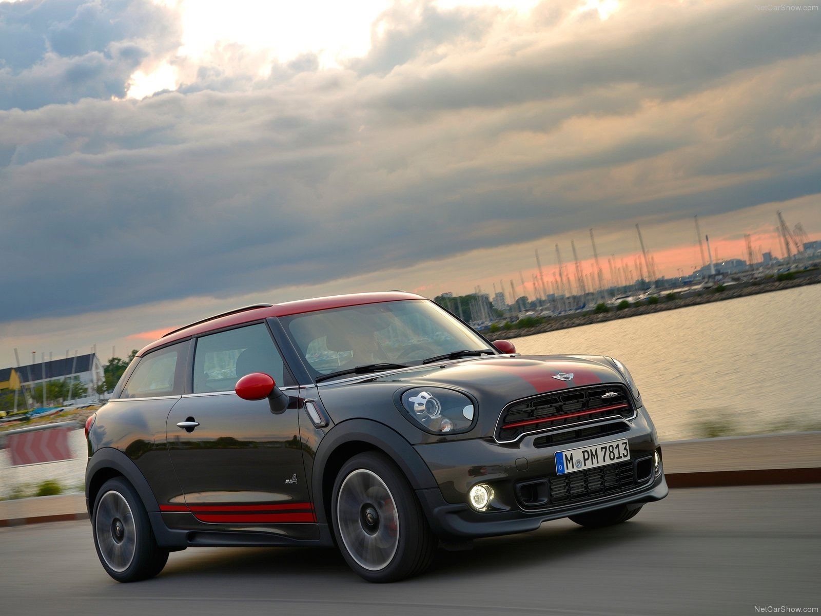 Mini Paceman John Cooper Works photo 124669