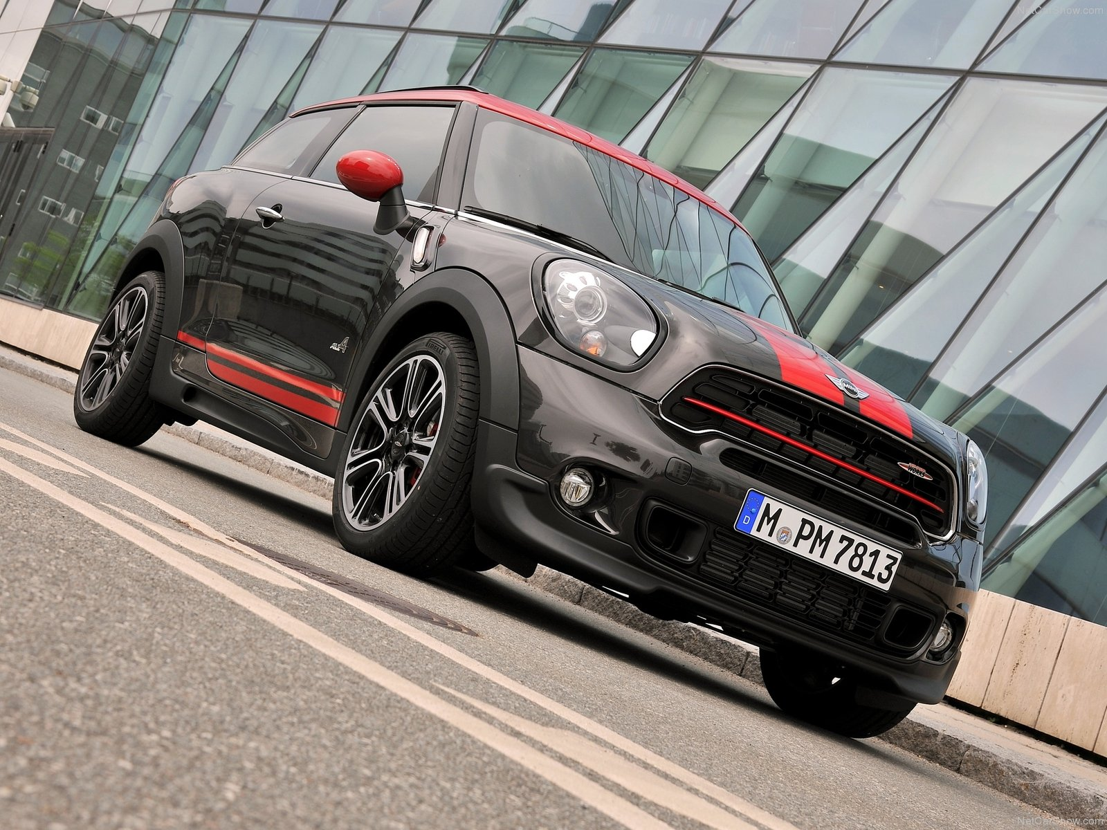 Mini Paceman John Cooper Works photo 124673