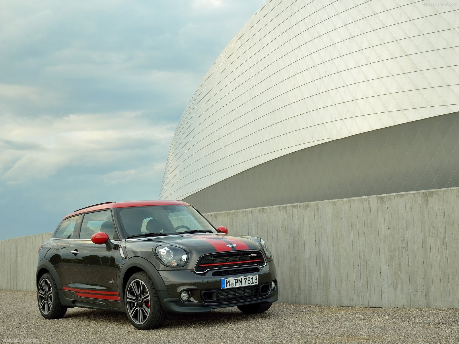 Mini Paceman John Cooper Works photo 124680