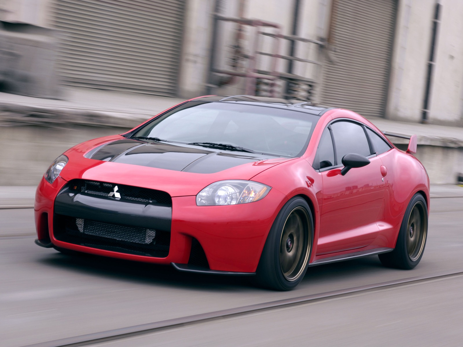 Mitsubishi Eclipse Ralliart photo 43551