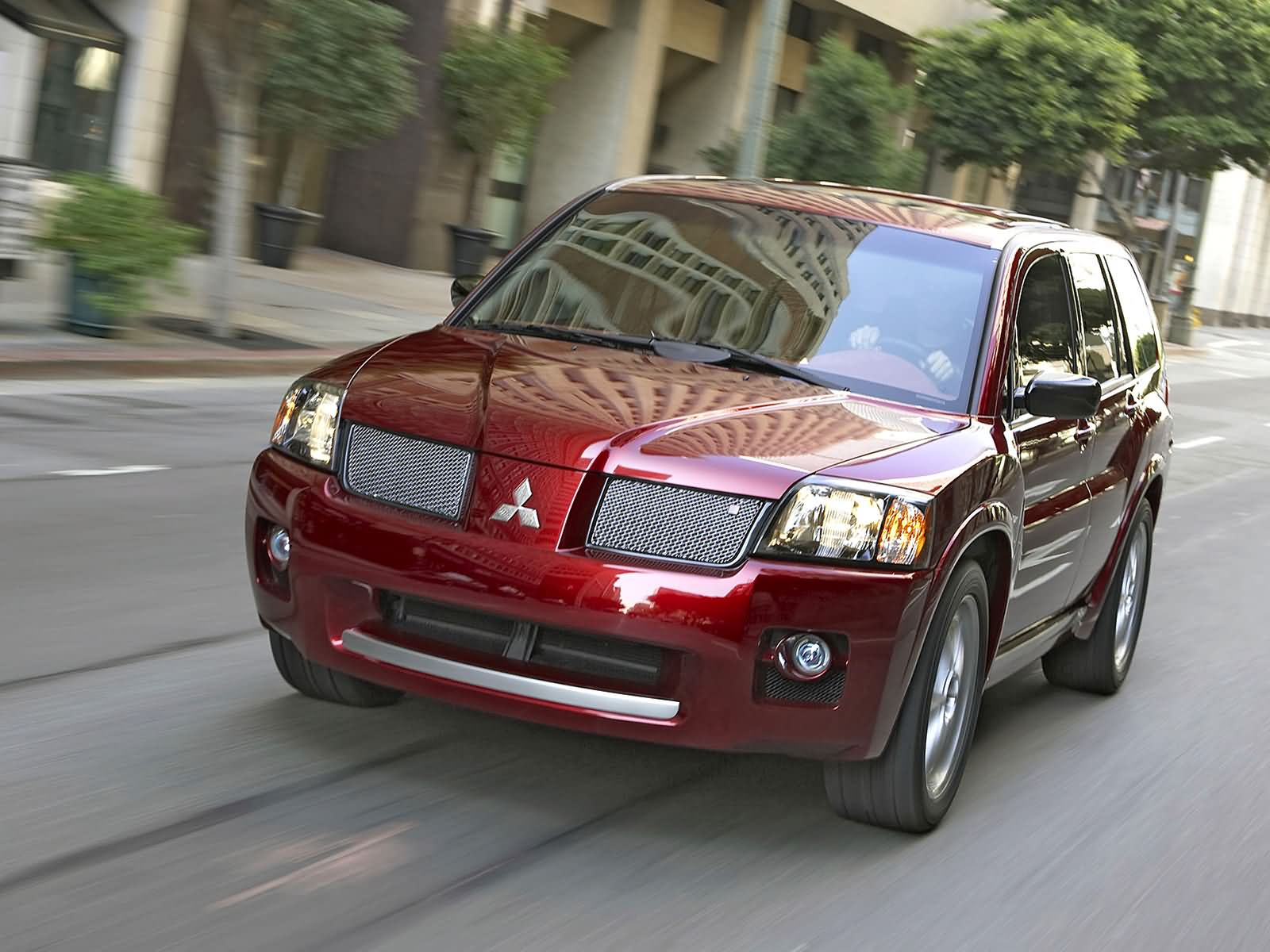 Mitsubishi Endeavor Ralliart photo 16666