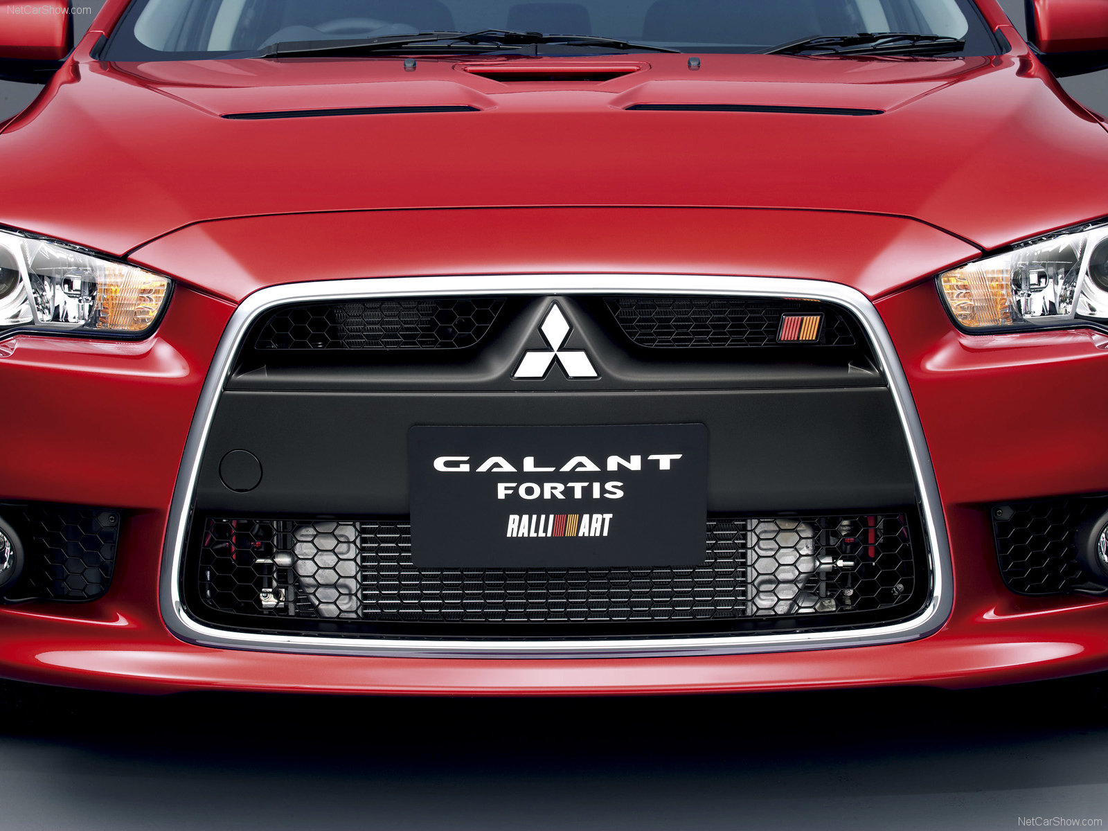 Mitsubishi Gallant Fortis Ralliart photo 56443