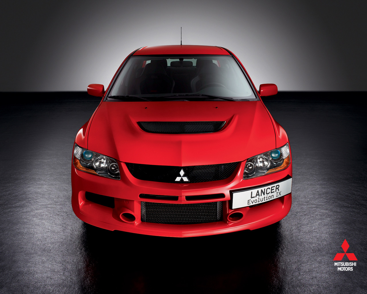 Mitsubishi Lancer Evolution IX photo 44465