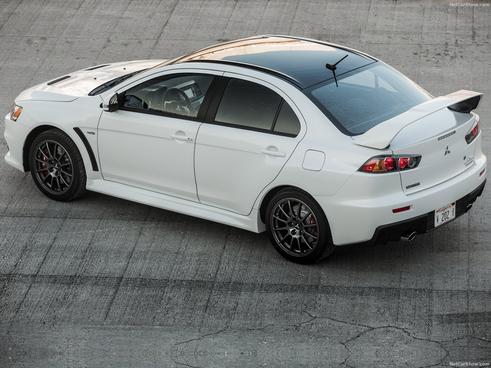 Mitsubishi Lancer Evolution photo 151445
