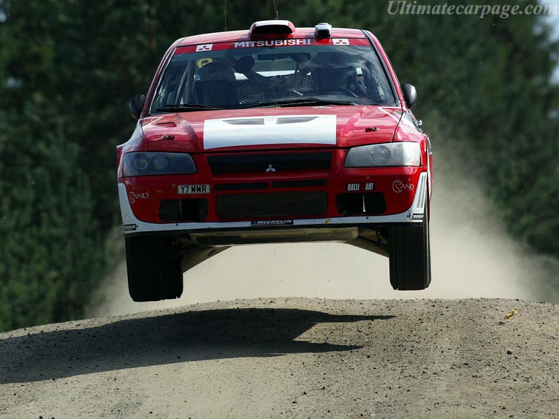 Mitsubishi Lancer Evolution VII photo 27278
