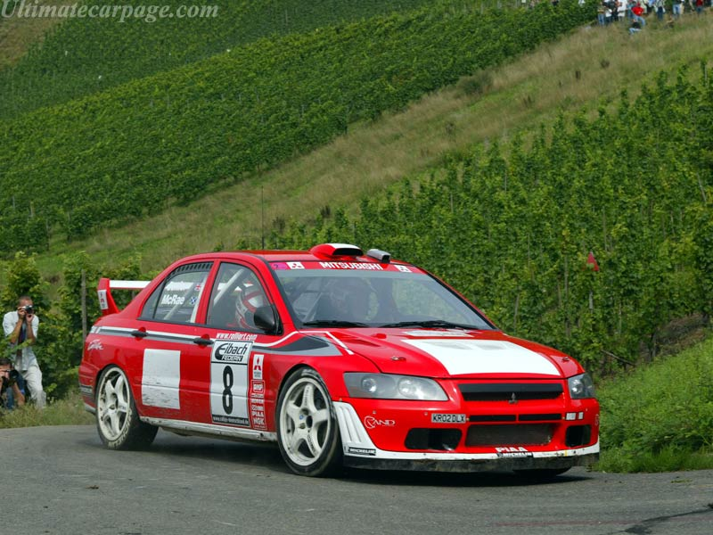 Mitsubishi Lancer Evolution VII photo 27284