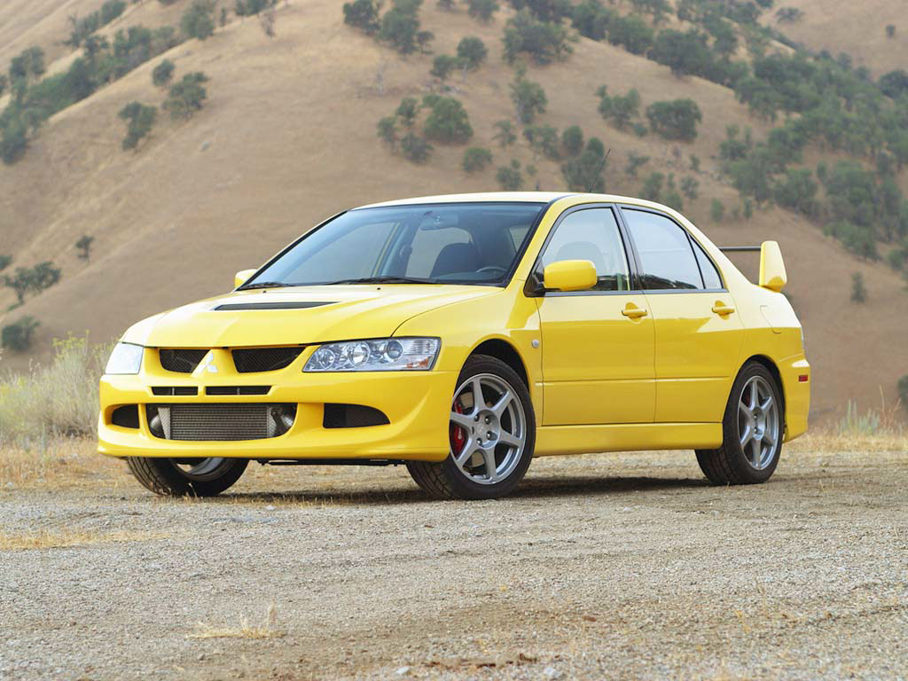 Mitsubishi Lancer Evolution VIII photo 13896