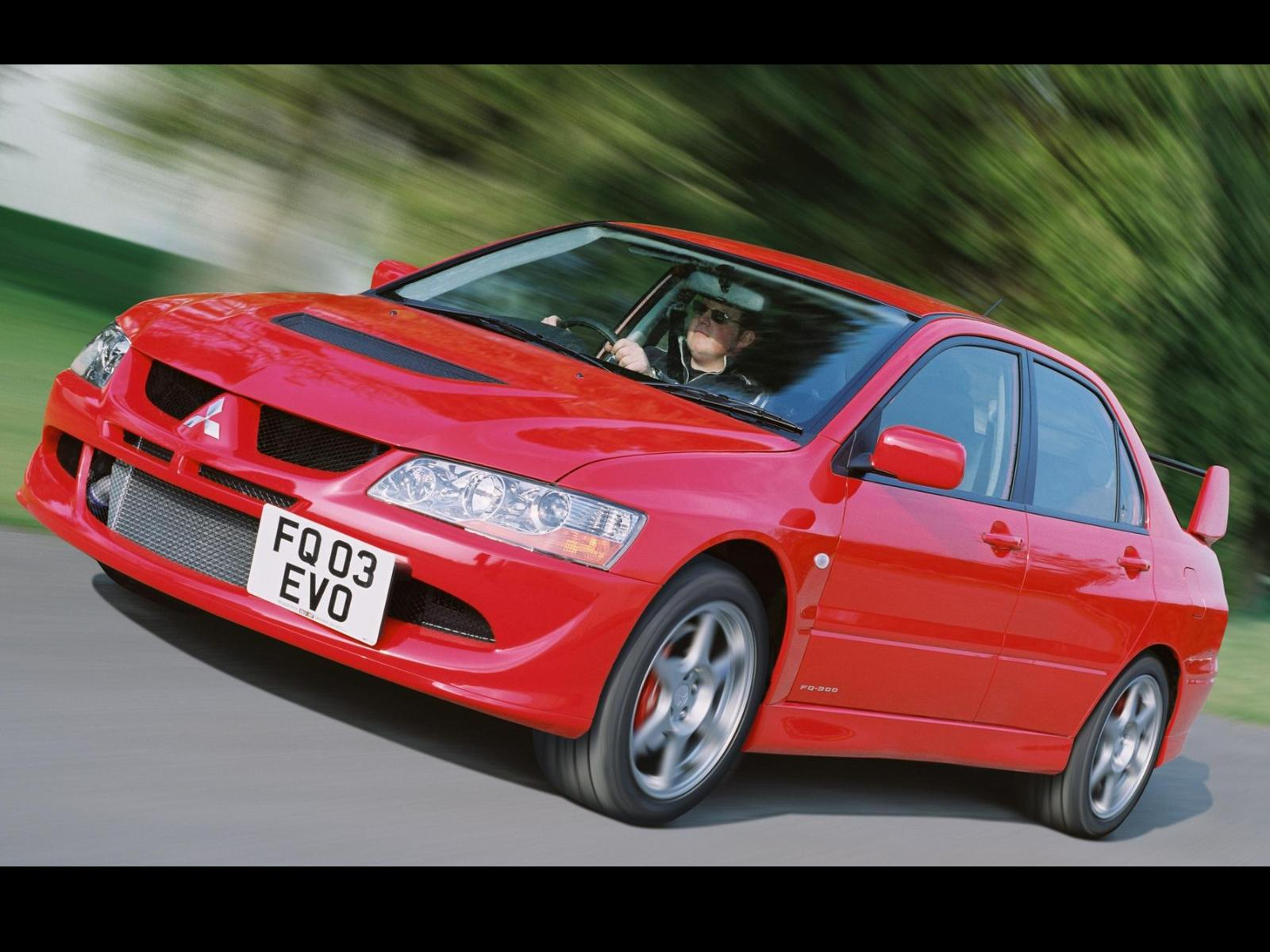 Mitsubishi Lancer Evolution VIII photo 18127