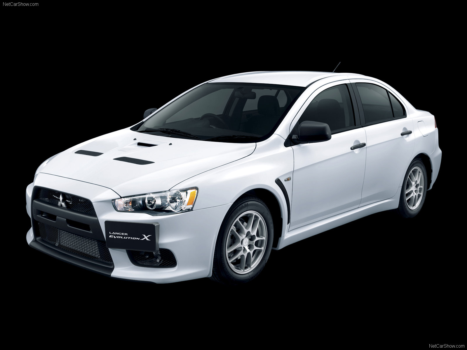 Mitsubishi Lancer Evolution X photo 47871