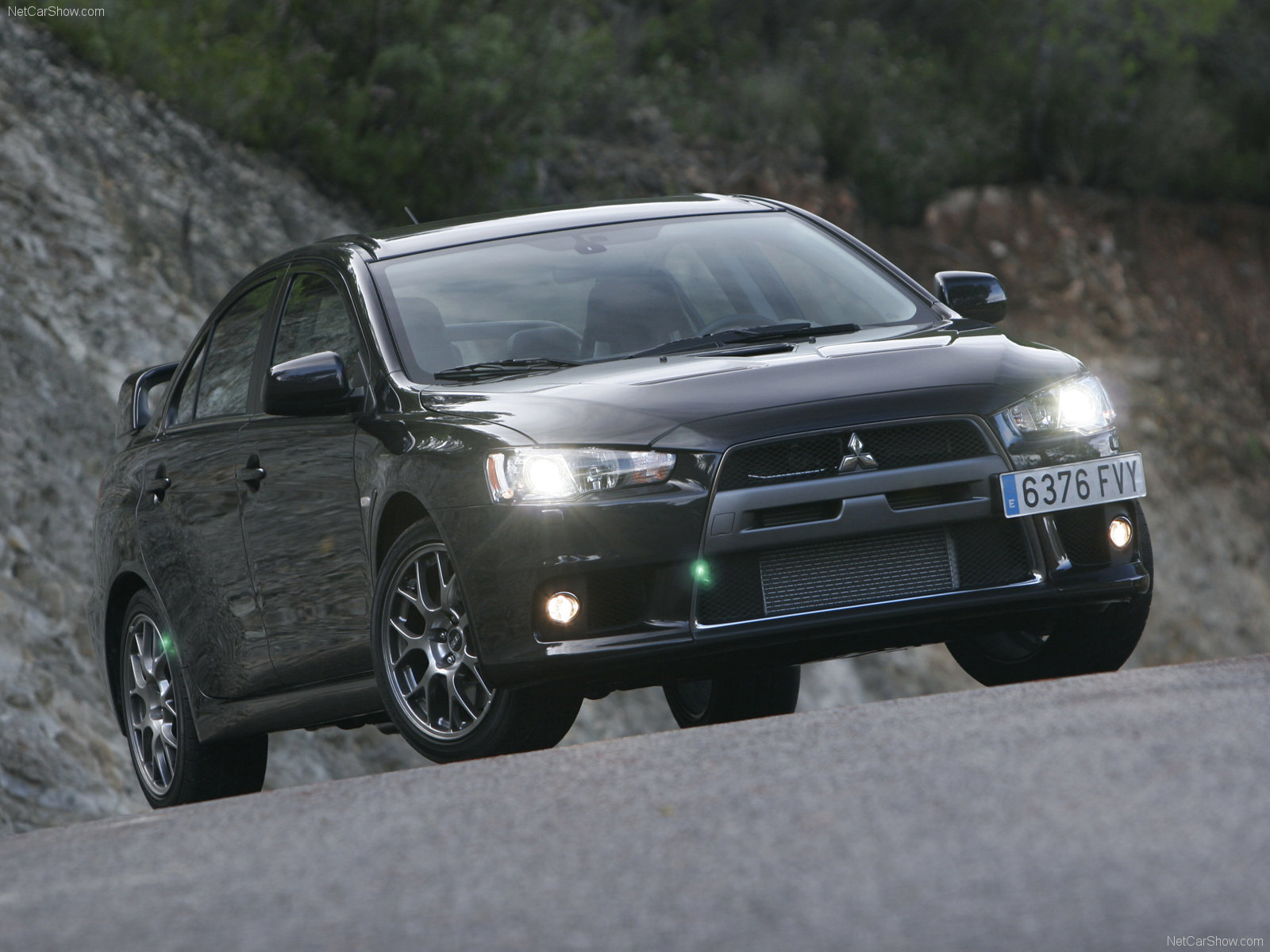 Mitsubishi Lancer Evolution X photo 56173