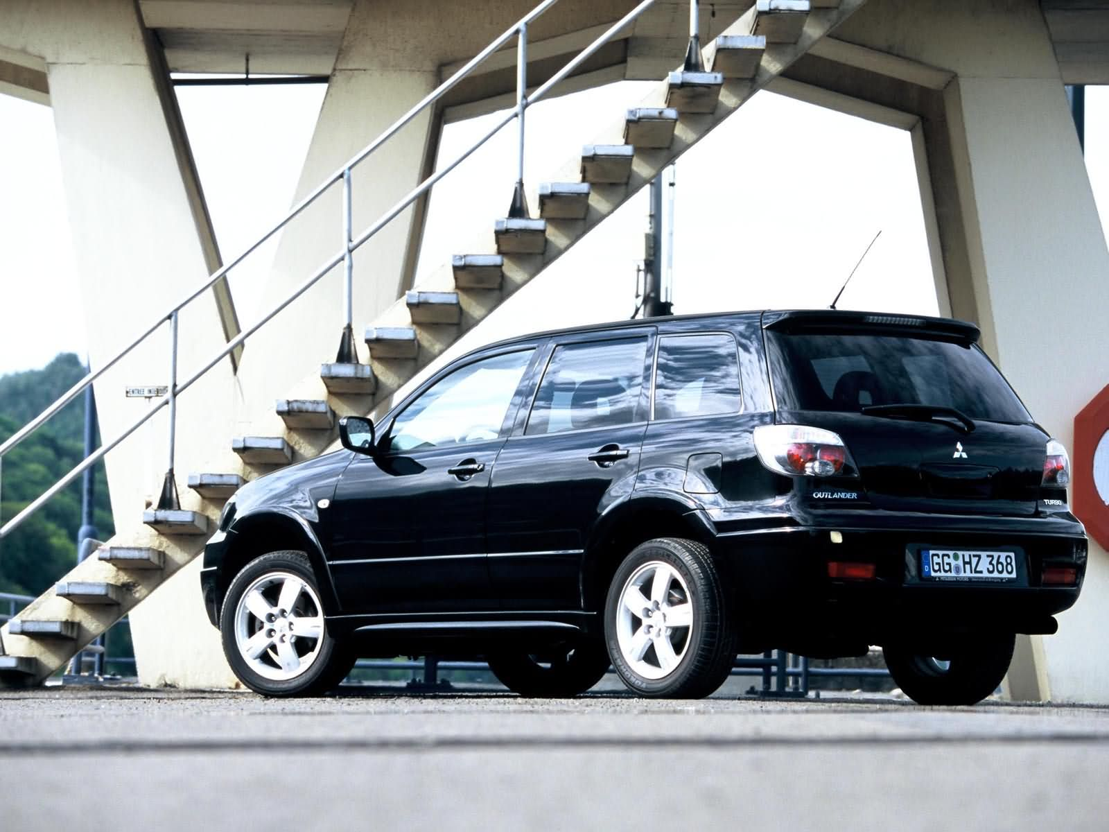 Mitsubishi Outlander photo 13867