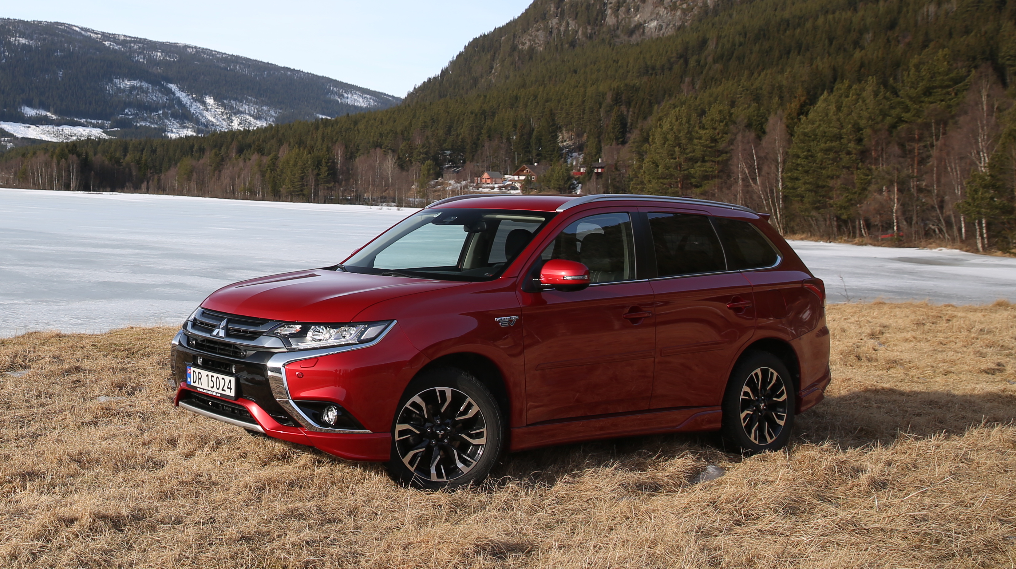 Mitsubishi Outlander PHEV photo 176006