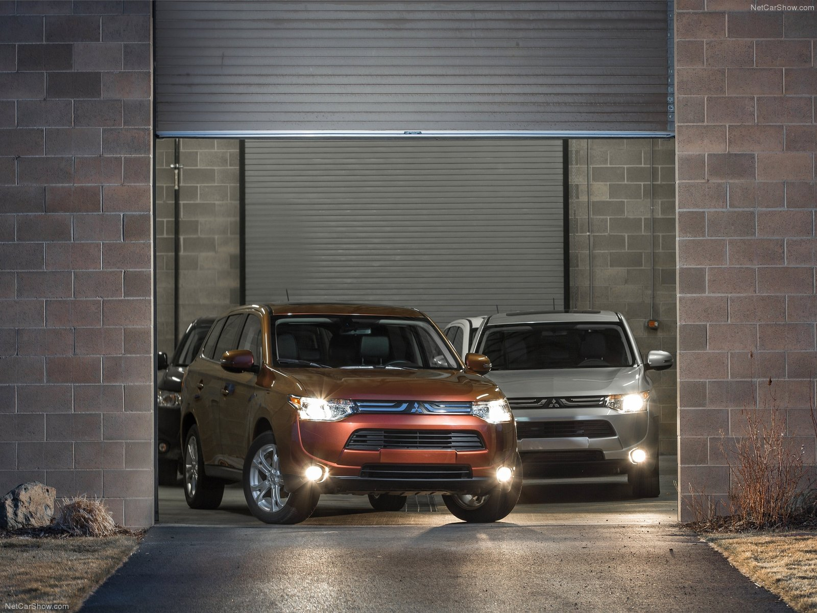 Mitsubishi Outlander US-Version photo 110195
