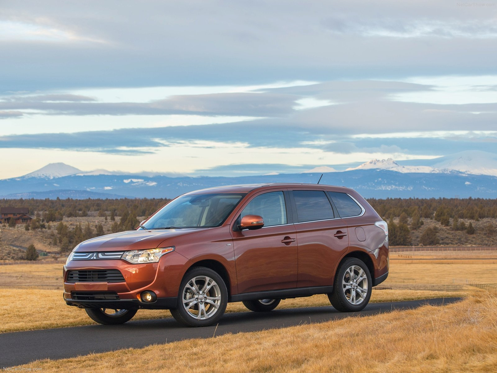 Mitsubishi Outlander US-Version photo 110252