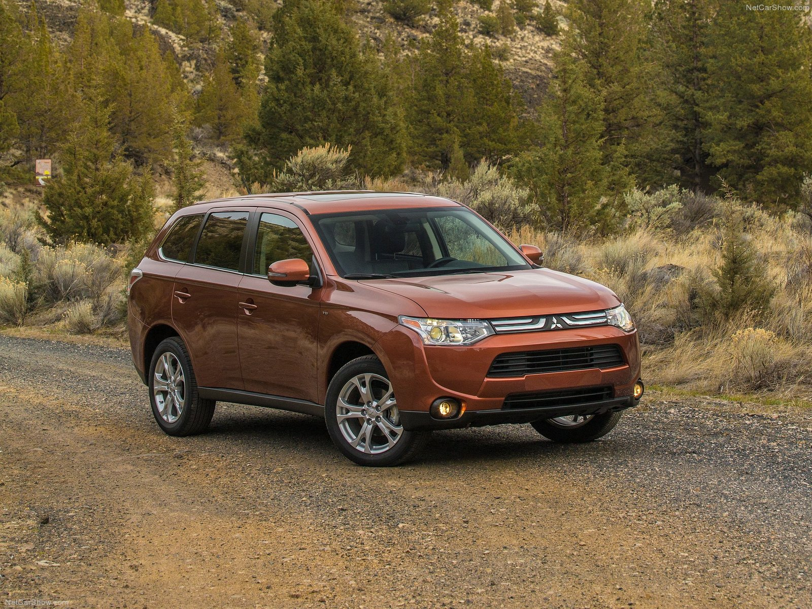 Mitsubishi Outlander US-Version photo 110258