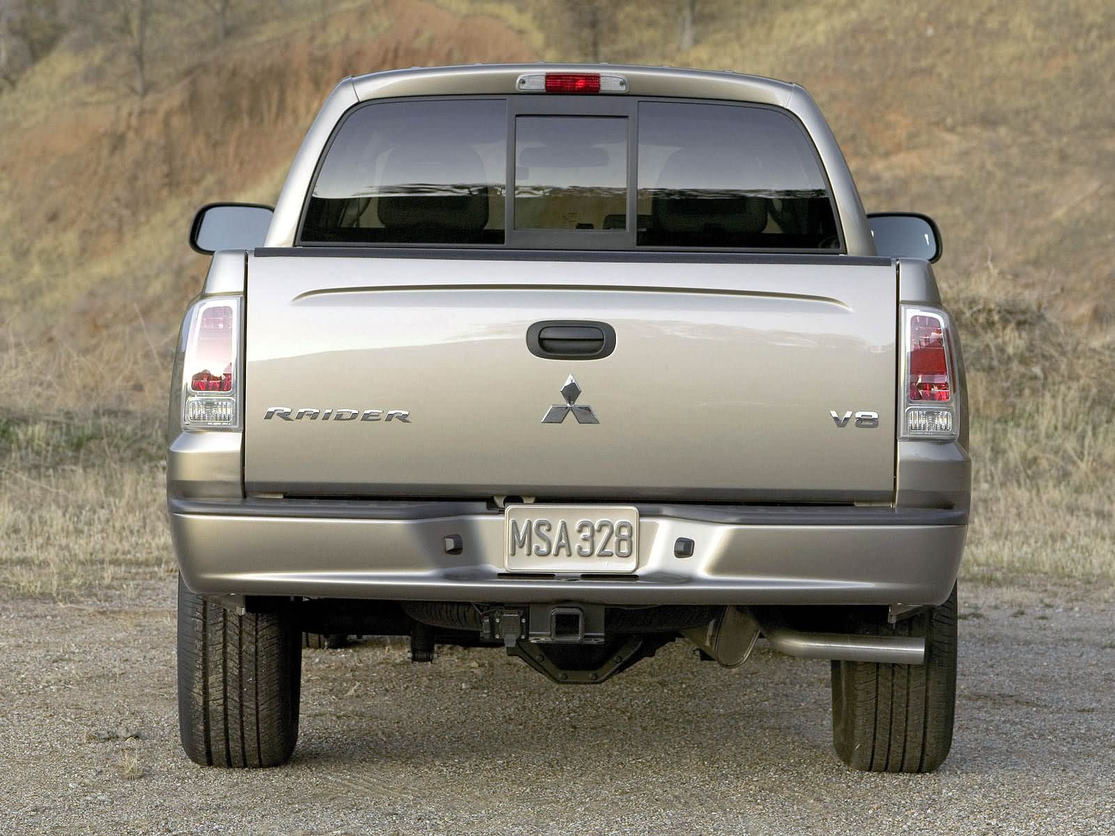 Mitsubishi Raider XLS photo 18454