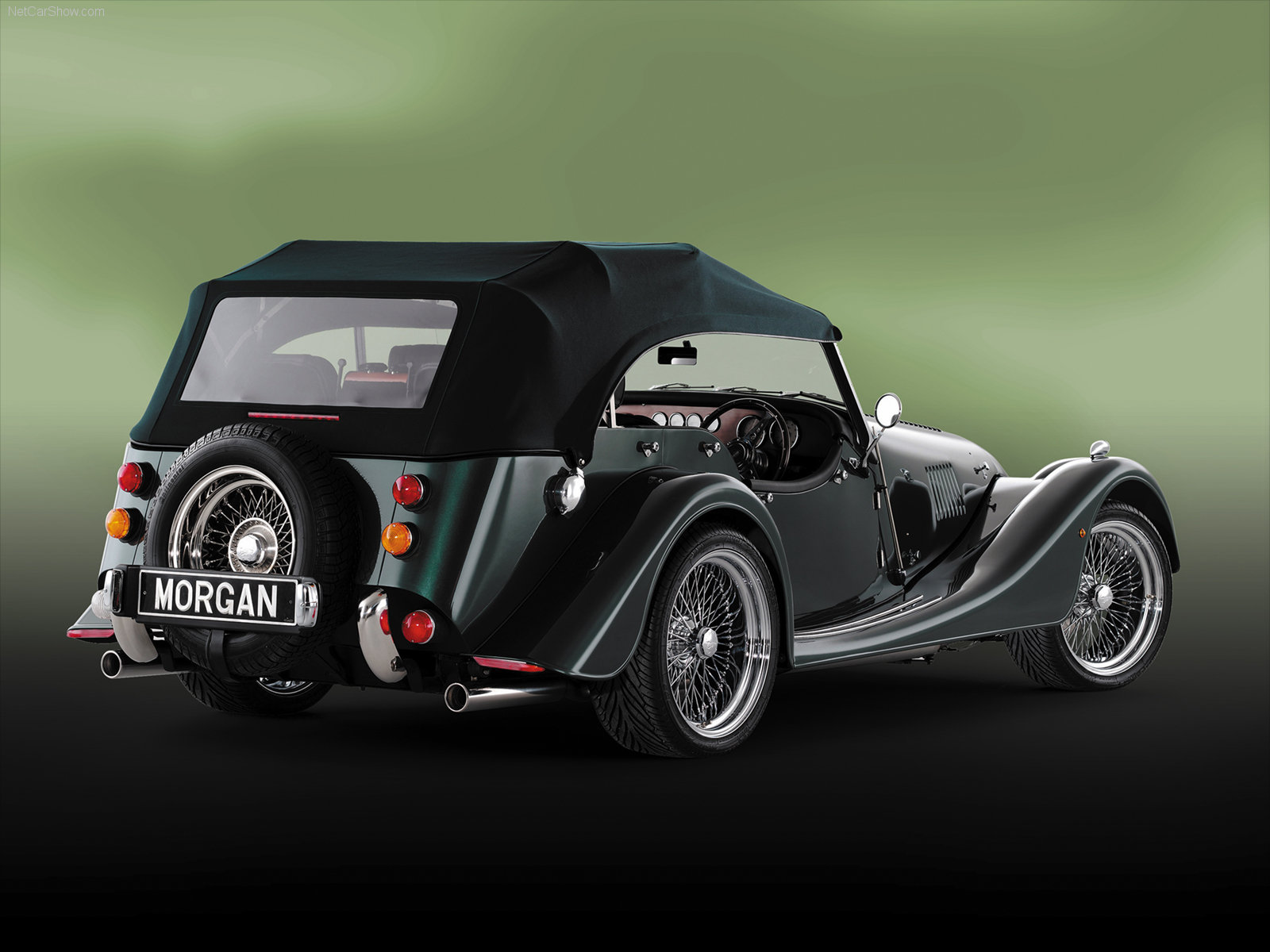 Morgan 4-Seater photo 32629