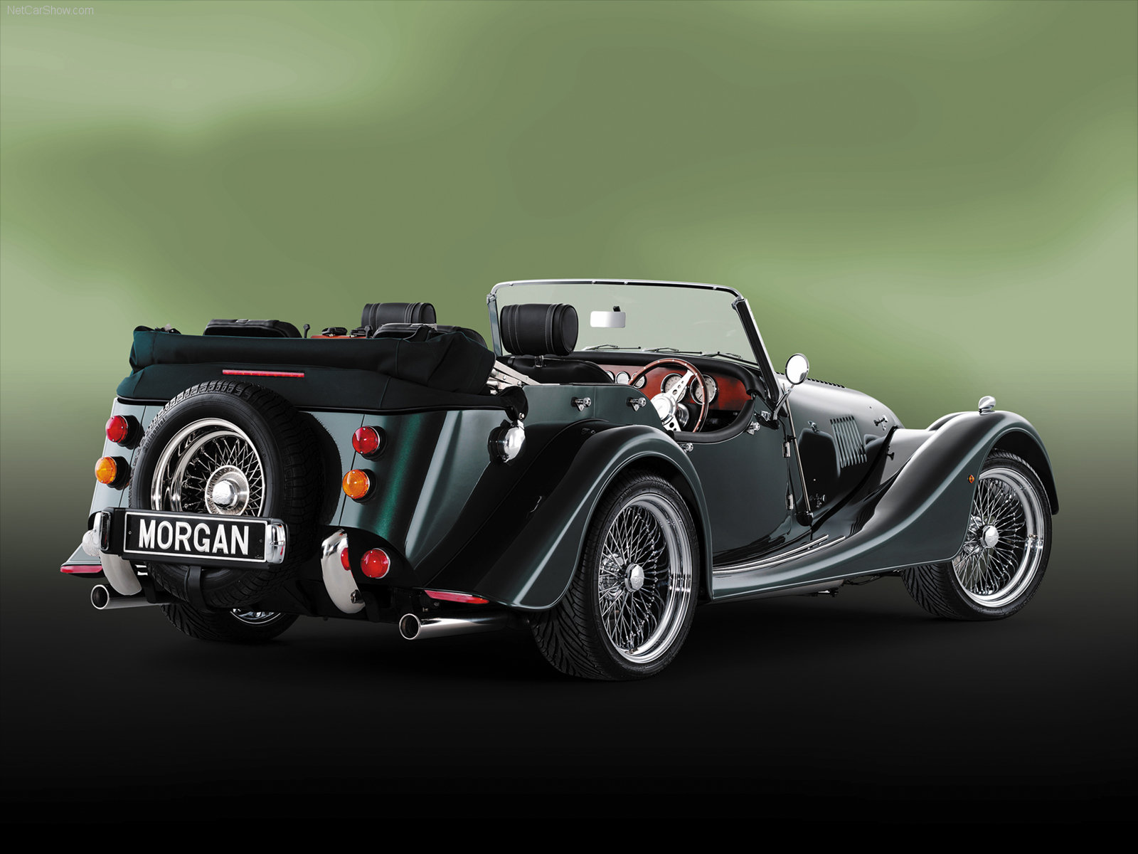 Morgan 4-Seater photo 32630