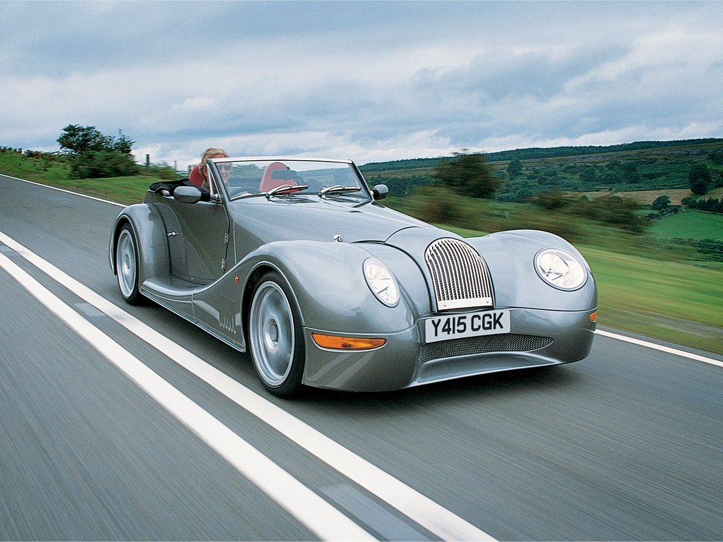 Morgan Aero 8 photo 1087