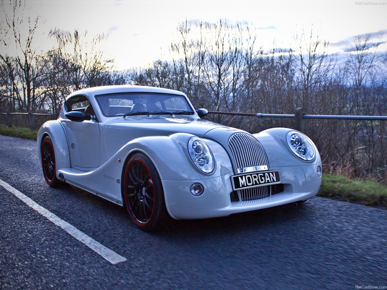 Morgan Aero Coupe photo 88935