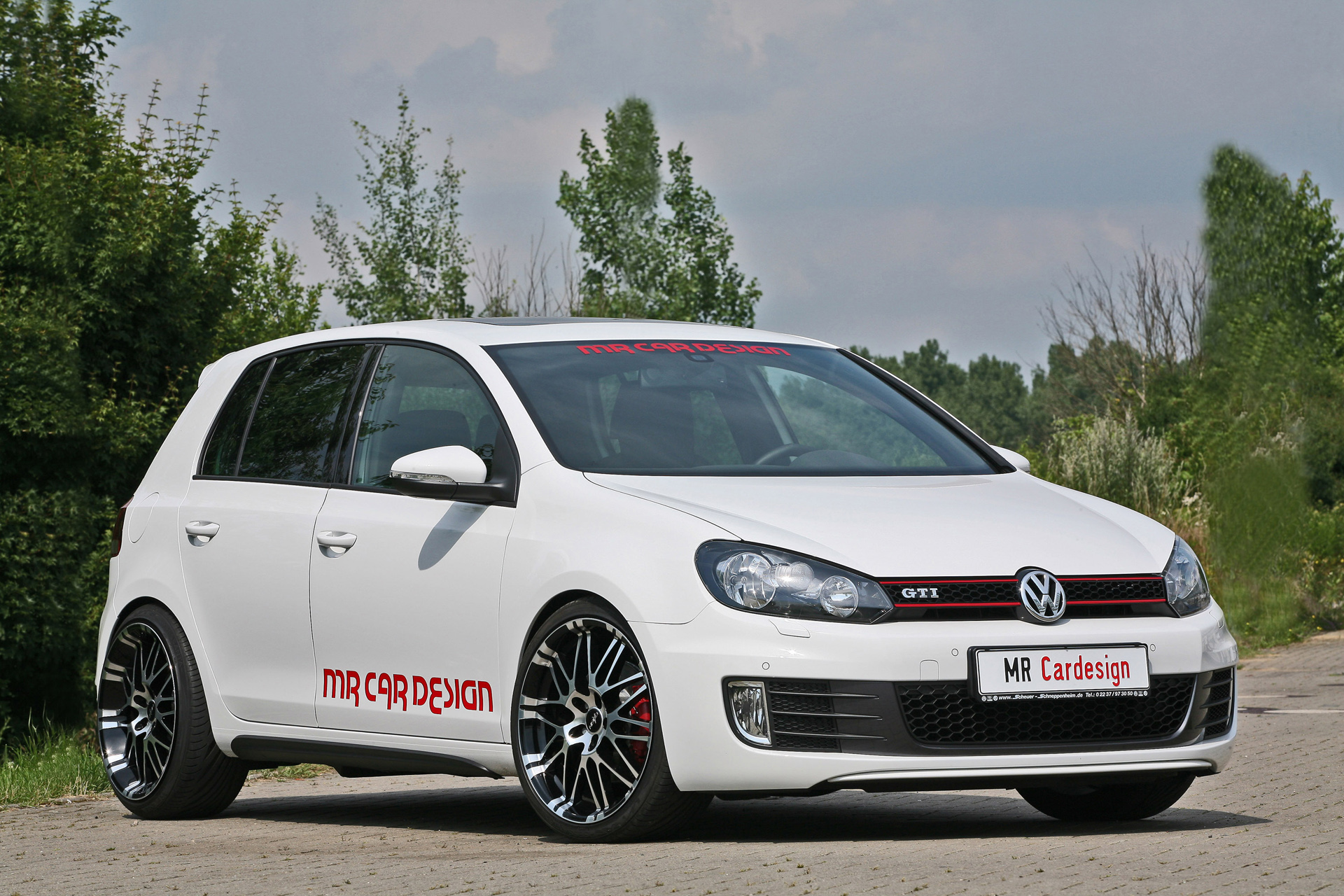 MR Car Design VW Golf VI GTI photo 65921