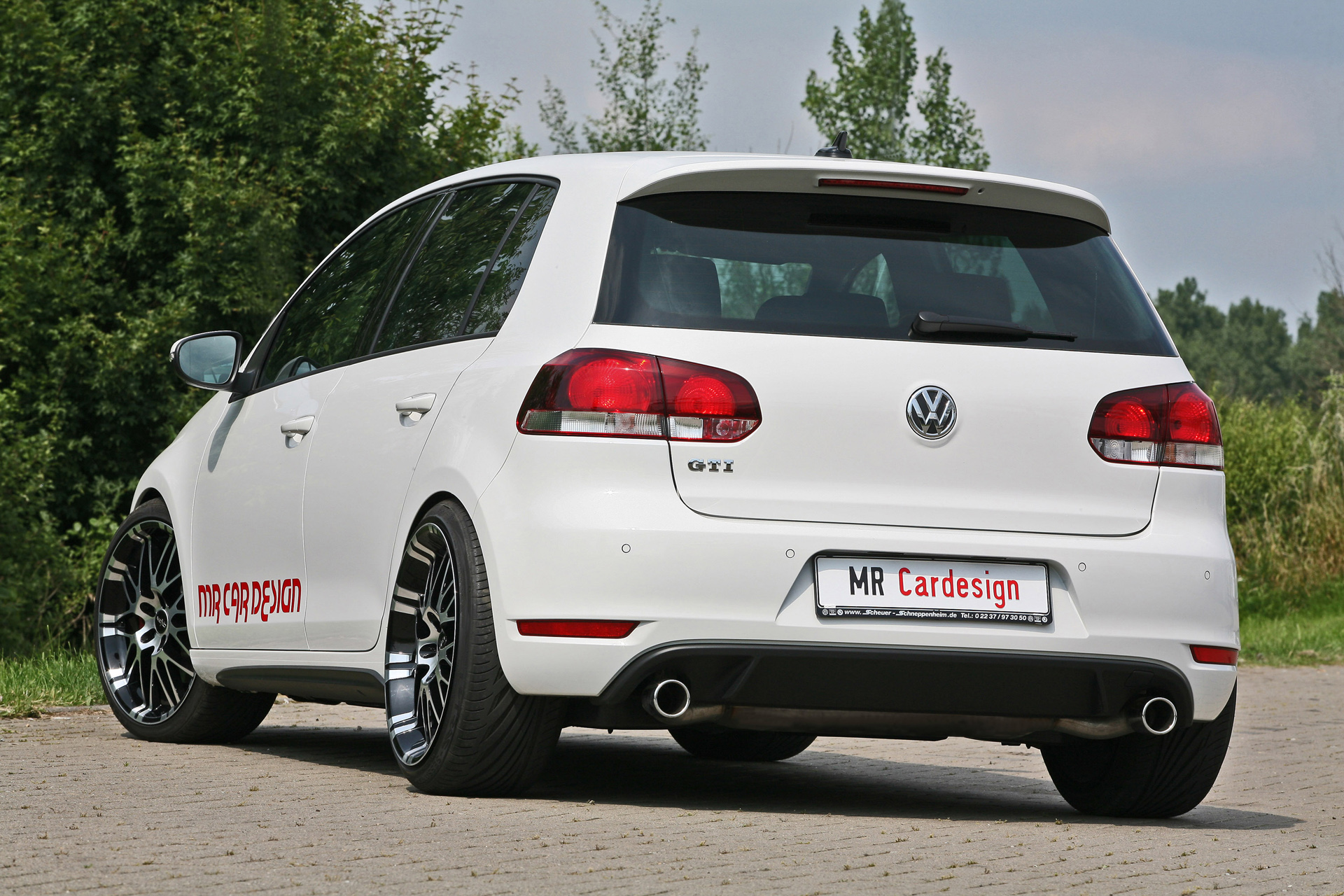 MR Car Design VW Golf VI GTI photo 65924