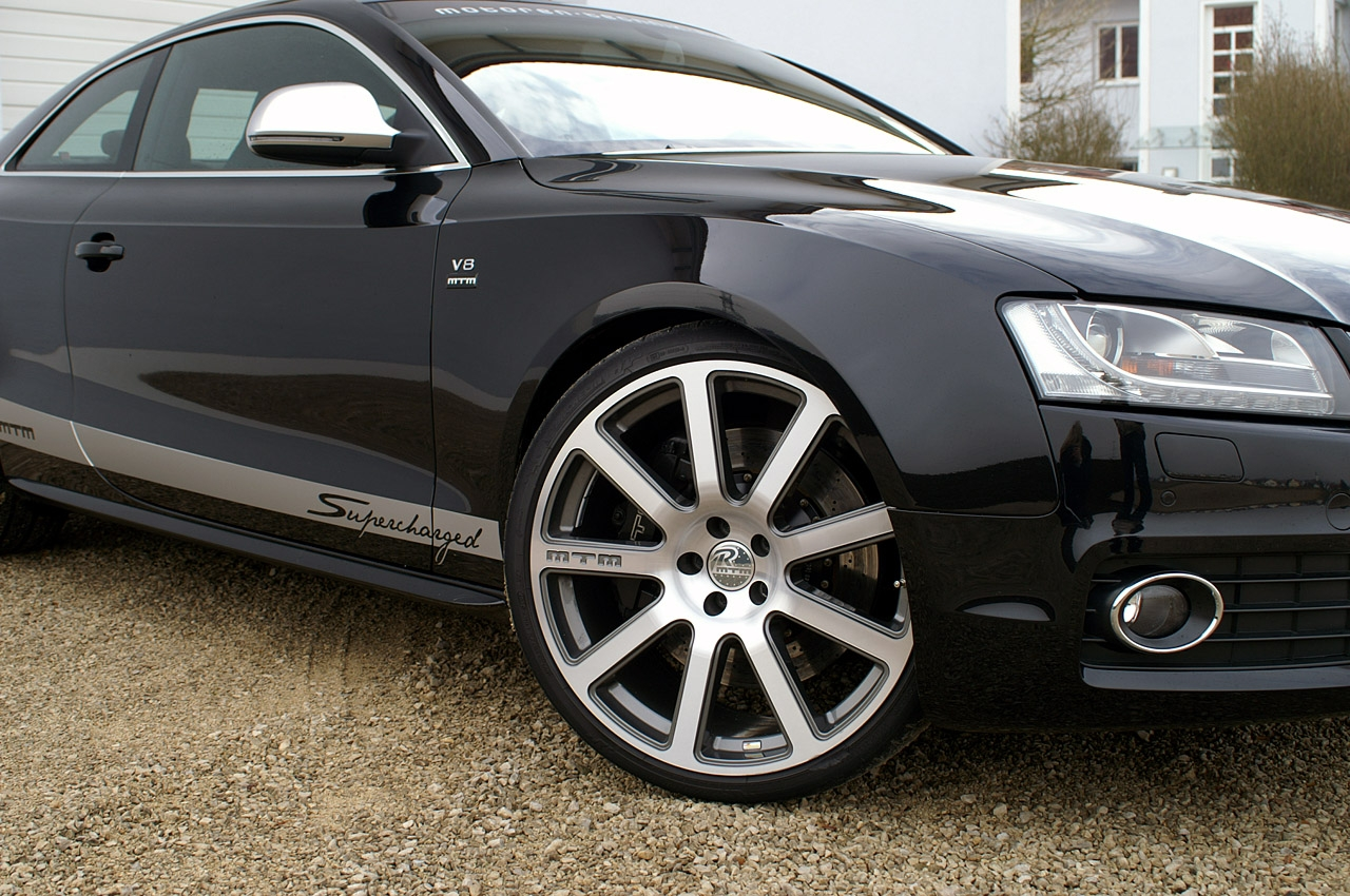 MTM Audi S5 GT Supercharged photo 55114