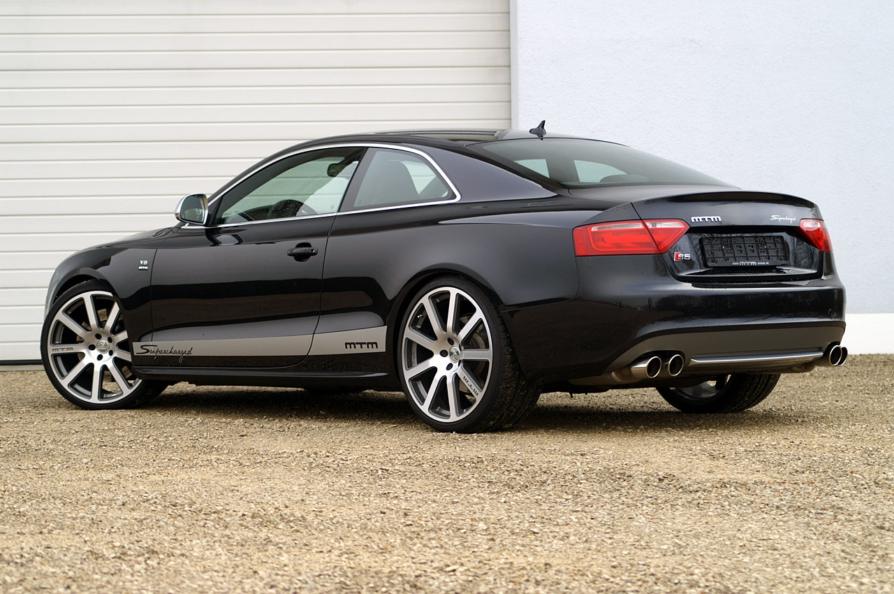 MTM Audi S5 GT Supercharged photo 55116