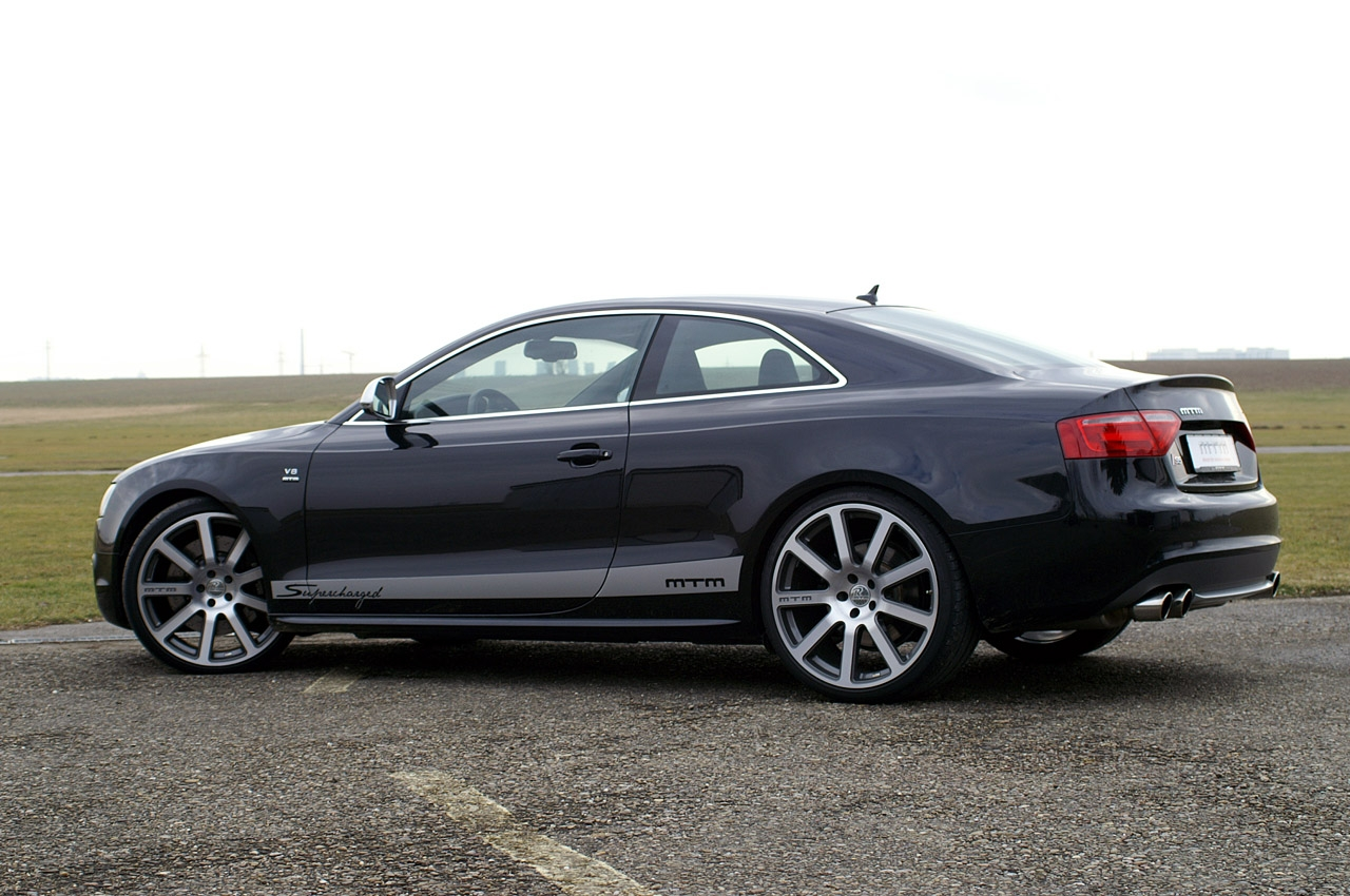 MTM Audi S5 GT Supercharged photo 55117