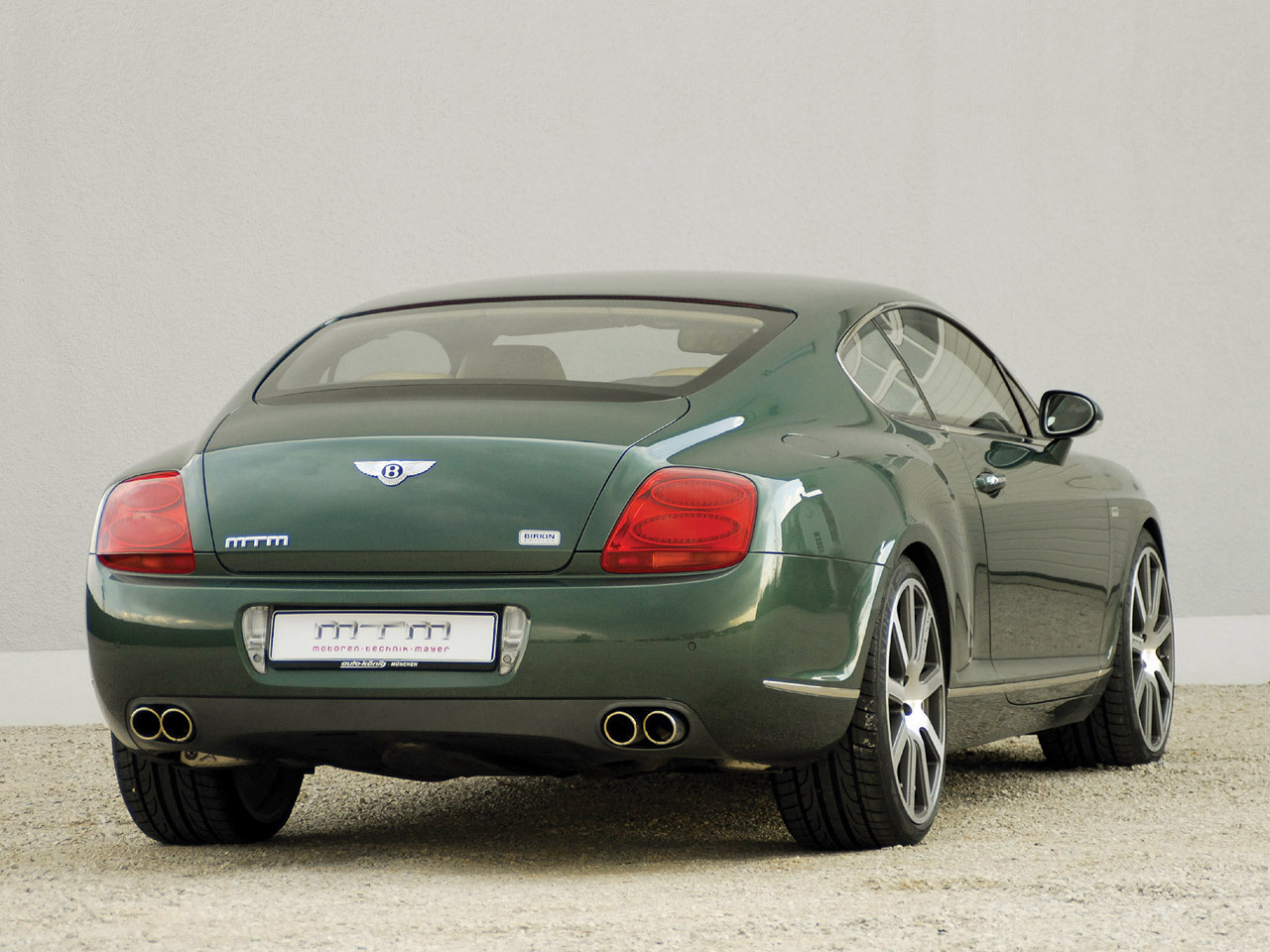 MTM Bentley Continental GT photo 36944