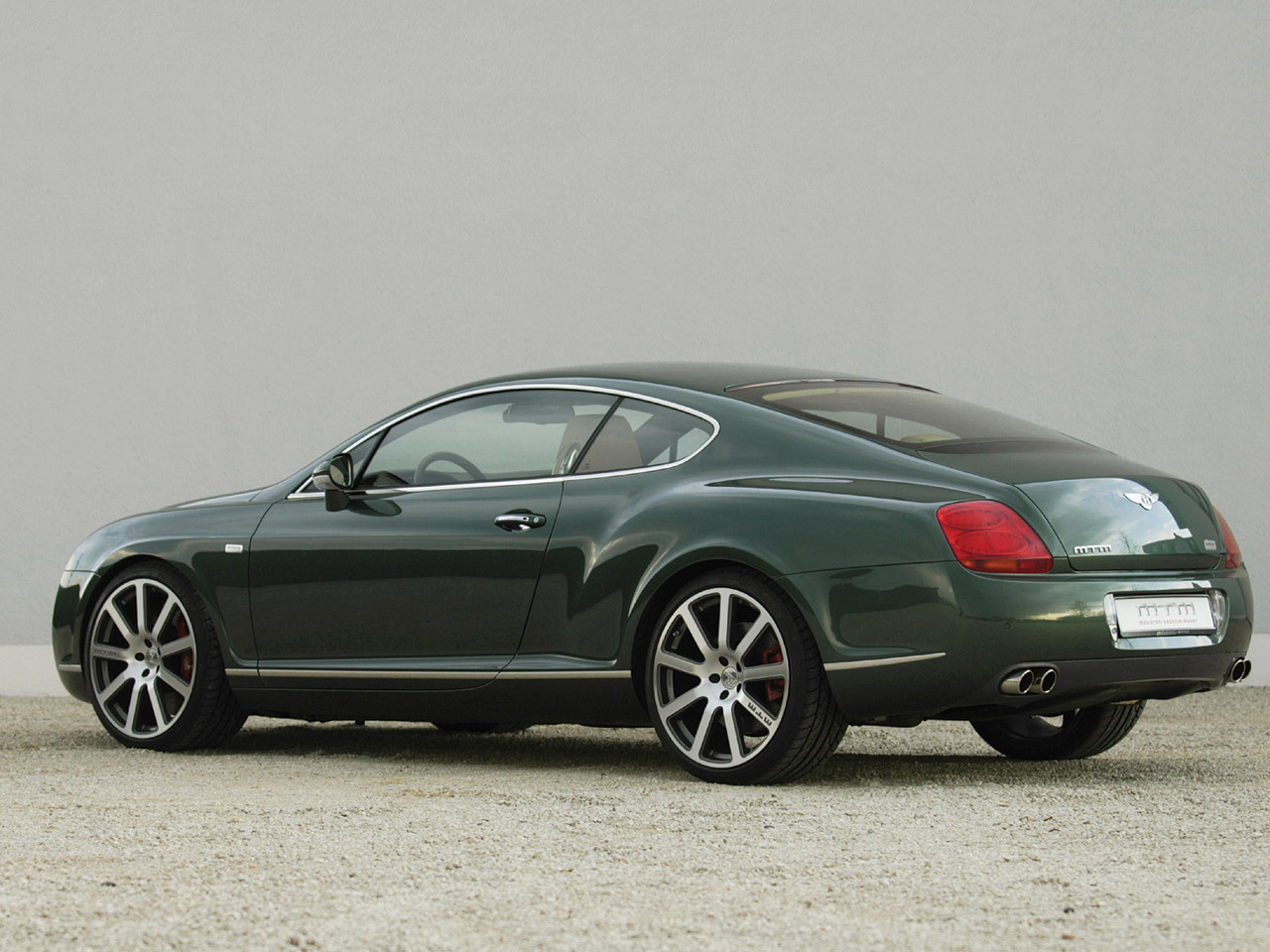 MTM Bentley Continental GT photo 36946