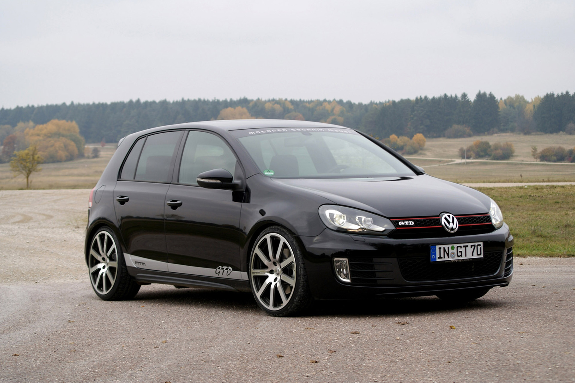 MTM VW Golf GTD photo 69604