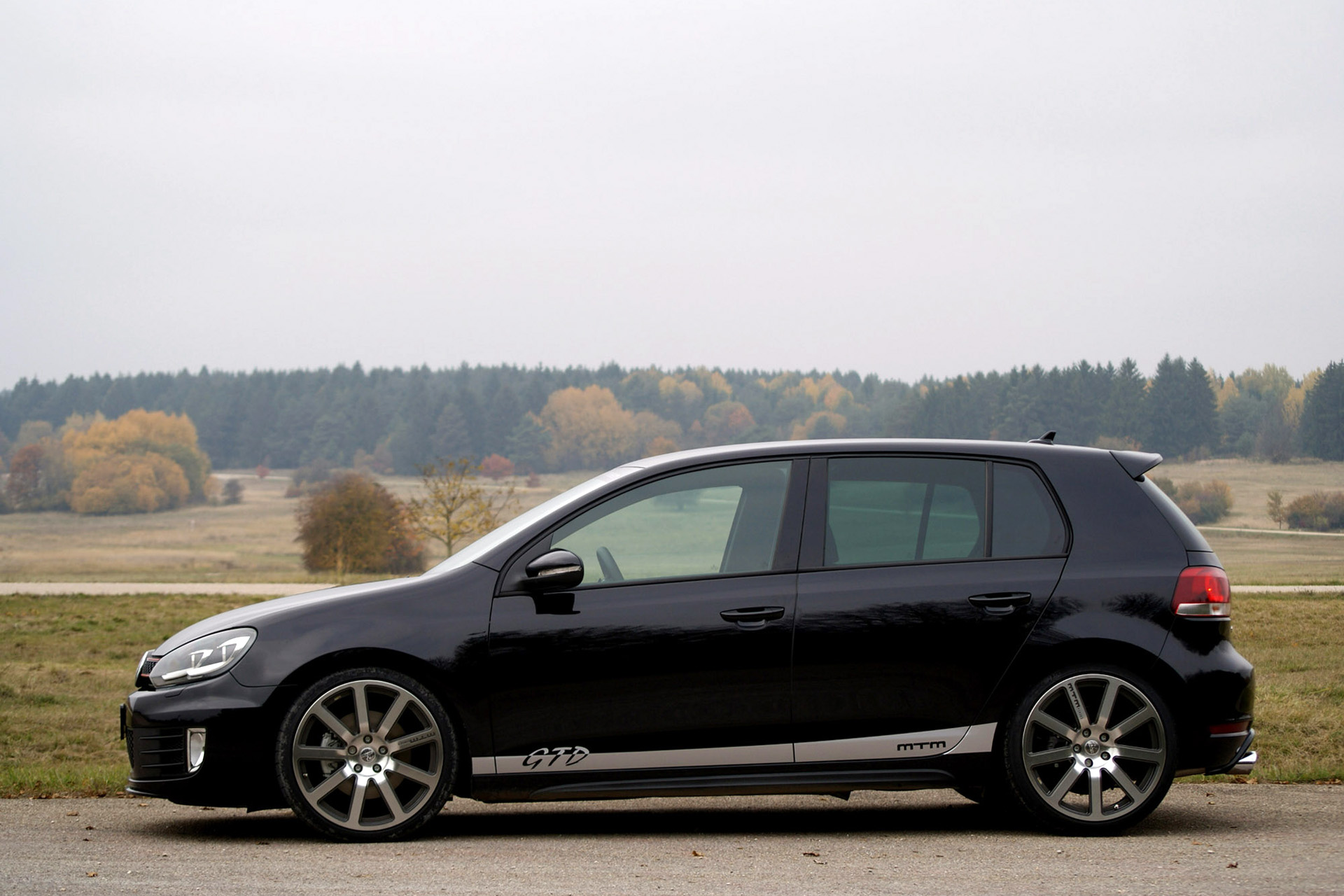MTM VW Golf GTD photo 69607
