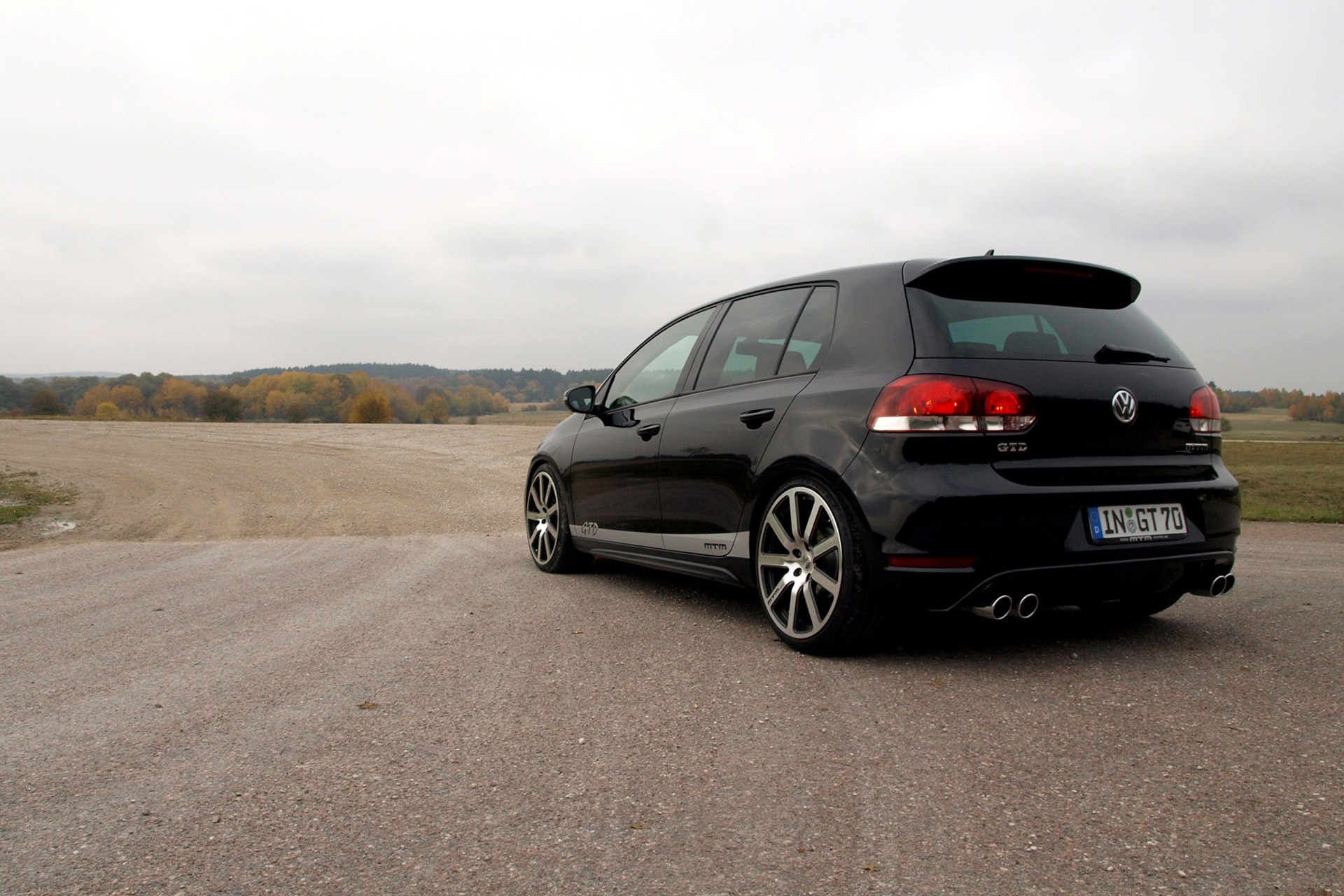 MTM VW Golf GTD photo 69608