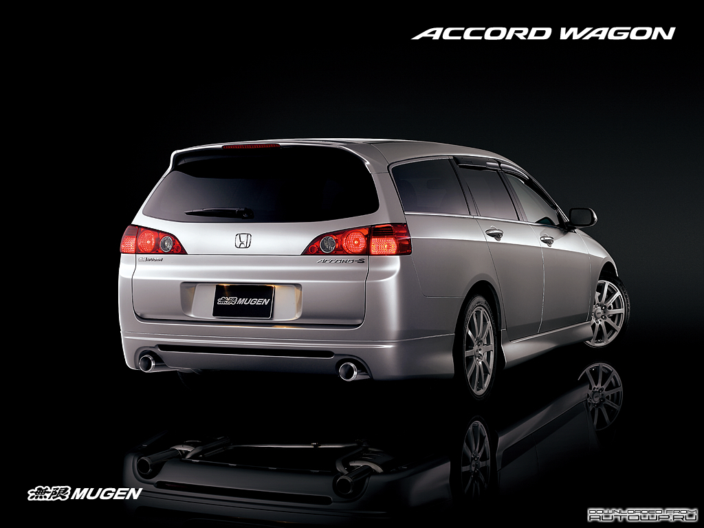 Mugen Honda Accord (MkVII) photo 60401