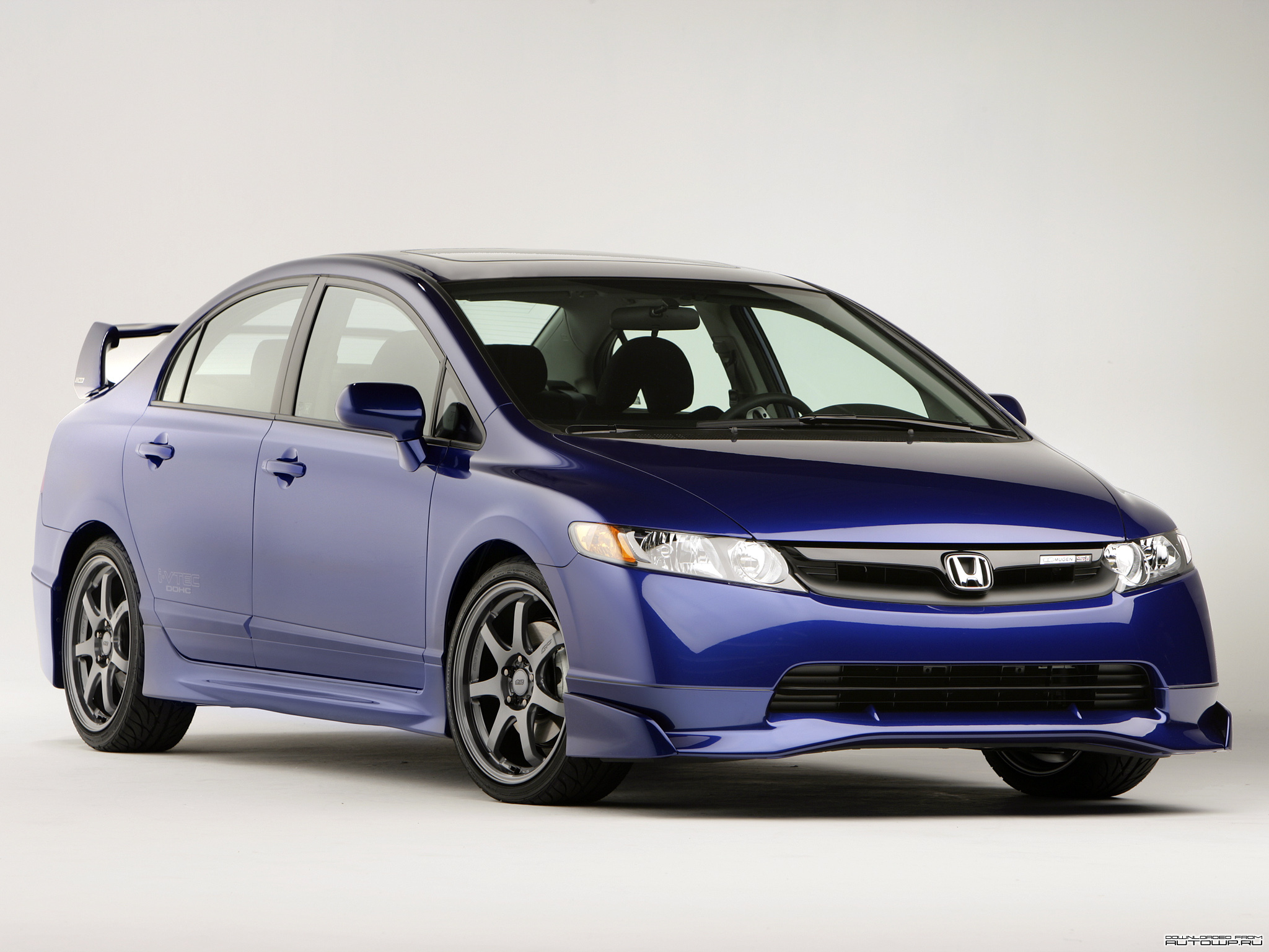 Mugen Honda Civic Si Sedan photo 60386