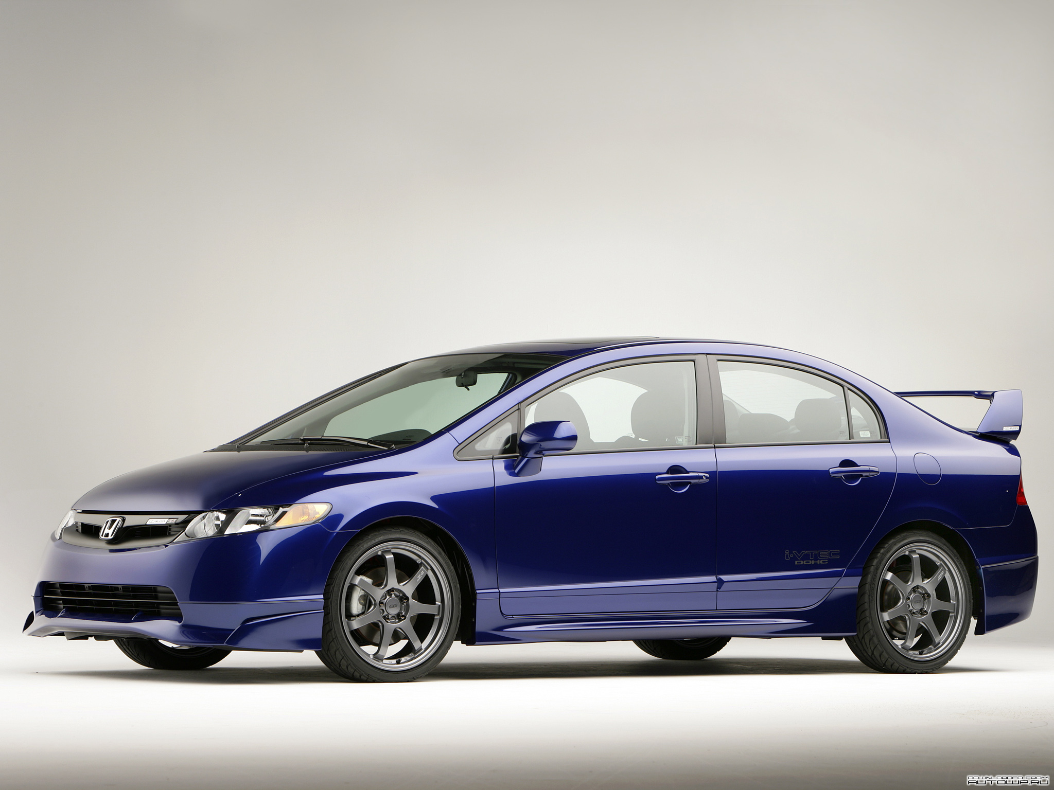 Mugen Honda Civic Si Sedan photo 60387