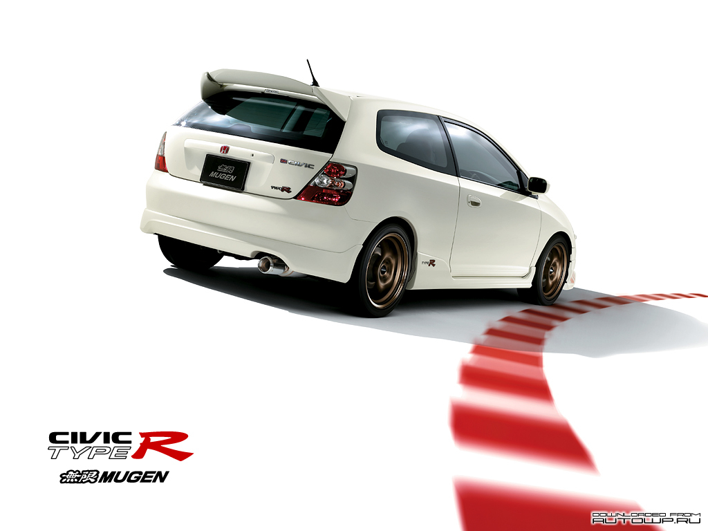Mugen Honda Civic Type-R photo 60605