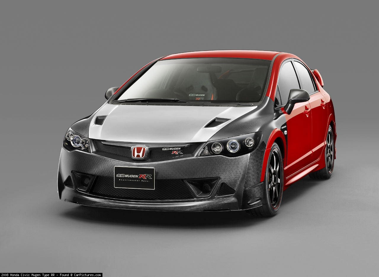 Mugen Honda Civic Type RR photo 51483