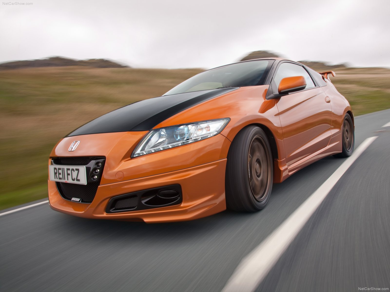 Mugen Honda CR-Z photo 81556